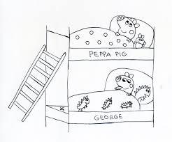 Inspirational Disegni Di Peppa Con Teddy Da Colorare Gratis