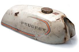 peugeot tsm moped gas tank used peugeot tsm moped gas tank