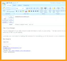How To Send Resume Via Em Spectacular Sending Resume And Cover