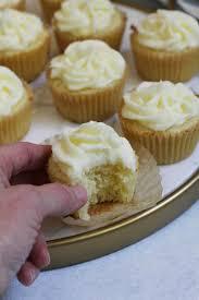 Lemon Cupcakes With Lemon Buttercream Frosting Suebee Homemaker