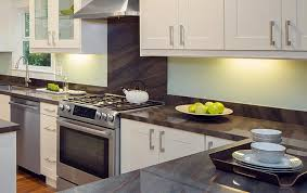 kitchen glass splashbacks to modernise your look