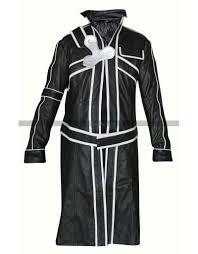 sword art kirito cosplay costume