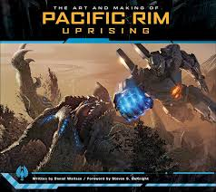 Pacific Rim Uprising Kaiju Size Chart Pacific Rim Uprising Blu Ray And Insight Editions Book Are