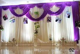 3*6m wedding swags drapes party background party celebration Wedding Background Stage Designs Wedding Background Stage Designs #26 wedding stage background ideas