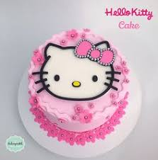 Hello Kitty Birthday Cakes For Girls Cake In 2018 Easy Party