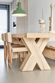 Best Natural Wood Dining Table Ideas On Pinterest - Solid wood dining room tables