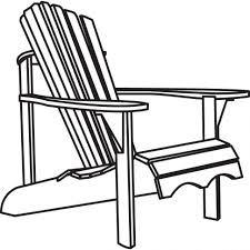 adirondack chair silhouette. Brilliant Silhouette ChairBeautiful Adirondack Chair Silhouette Black Chairs At Getdrawings  Free For Personal Classic Accessories Veranda On A