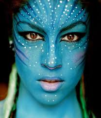 face painting avatar google search