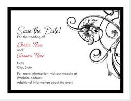 Save The Date Cards Templates Horizontal Save The Date Cards Templates Designs Page 14