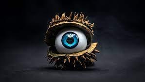 Dark Blue Artistic Eyes Wallpaper, HD ...