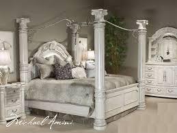 renaissance 5 pc bedroom set. king size canopy bedroom sets | cal pc set ncan renaissance 5