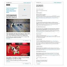 Newletter Formats How To Launch A Killer Email Newsletter