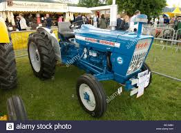 Ford 3000 Lights A Ford 3000 Tractor Stock Photo 24624113 Alamy