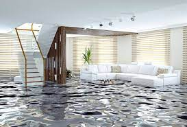 water coming up from the basement floor