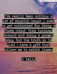 Quotes About Expectations Inspiration Top 48 R Kelly Picture Quotes Rate A Quote