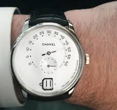 chanel unveils the monsieur watch at baselworld 2016 chanel monsieur de chanel watch baselworld 2016 02