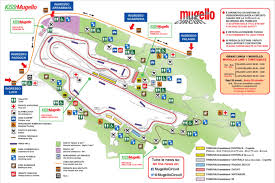 Mugello is a historic region and valley in northern tuscany, in italy, following the course of the river sieve. A Map Of The Mugello Race Track For Our Motogp Motorcycle Tour In Italy Here You Find The Information For Mugello Mo Italy Tours Republic Of San Marino Italy