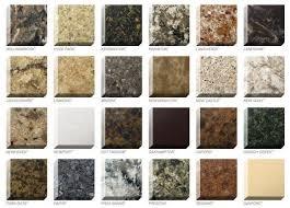 quartz countertop samples nice concrete countertops cost