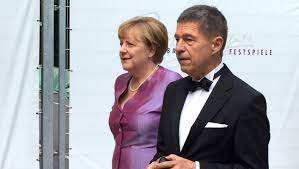Joachim Sauer, Angela Merkel's Husband ...