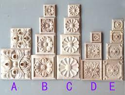 wood furniture appliques. dongyang wood carving solid door furniture bed applique home decoration 581 squares appliques