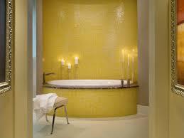 Yellow Bathroom Designs 10 Yellow Bathroom Ideas Hgtvs Decorating Design Blog