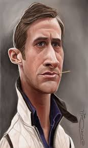 ryan gosling by jaume cullell