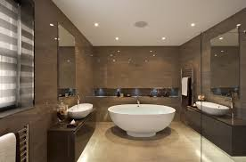 Captivating Contemporary Bathroom Design Gallery Inspiration