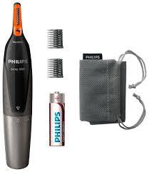 Купить <b>Триммер</b> Philips NT3160 Series 3000 черный по низкой ...
