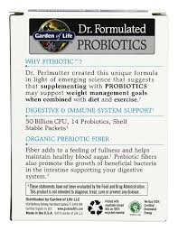 garden of life garden of life dr formulated fitbiotic 20 ea com