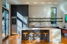 modern kitchen marble backsplash. Brilliant Modern In Modern Kitchen Marble Backsplash