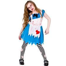 alice in zombieland kids costume
