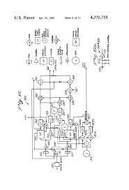 patent us4370718 responsive traffic light control system and patent drawing