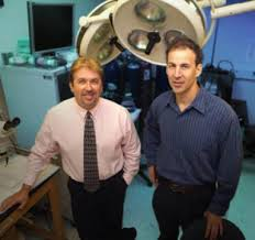 Drs. David Stepp and David Fulton, Medical College of Georgia ...