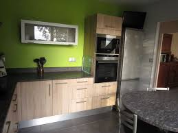 Emejing Meuble Haut Cuisine Vitre Ideas Amazing House Design