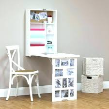 fold up wall desk ikea folding mounted out with regard to decor 11