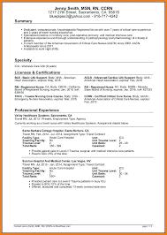 Travel Nurse Resume Sample Nurse Resume Sample Travel Nursing Resume ...
