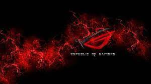 Republic Of Gamers Logo Live Wallpaper ...