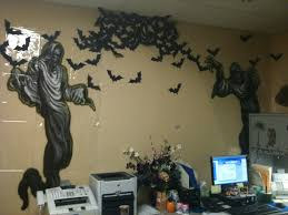 halloween ideas for the office. Halloween Office Decor-bat Swarm Halloween Ideas For The T