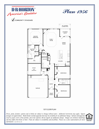dr horton floor plan archive. Dr Horton Floor Plan Archive Awesome 57 Lovely House Plans L