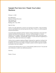 Format Of A Thank You Letter To Business Copy Collection