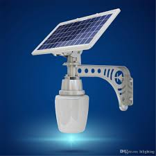Solar Powered Led Street Light With IntensitySolar Power Led Street Light