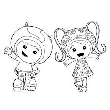 Small Picture Team Umizoomi Coloring Pages 9 Coloring