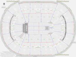 Latest Wells Fargo Center Seating Chart With Seat Numbers