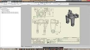 cadman challenge 2 autodesk inventor part modeling bevel gear support part 6
