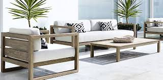 black or white furniture. patio furniture and decor trend bold black white or s