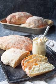 Authentic Ciabatta Bread Red Star Yeast