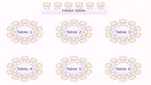 wedding guest seating chart template dinner table seating chart template oyle kalakaari co