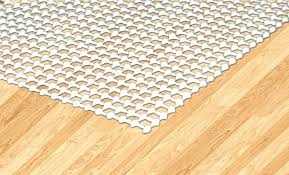 how to keep a rug from moving on top of carpet floor how do you stop