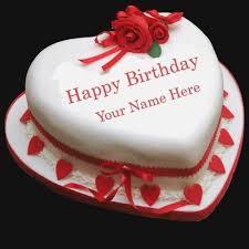 Birthday Cakes With Name Written On It Birthdaycakeforhusbandtk
