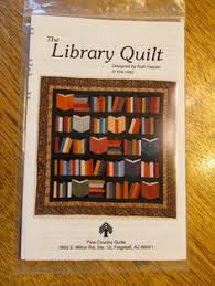Library Books Quilt Block Tutorial: Celebrate NaNoWriMo with ... & library quilts - Google Search Adamdwight.com